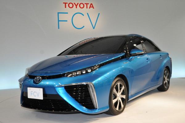 燃料自動車