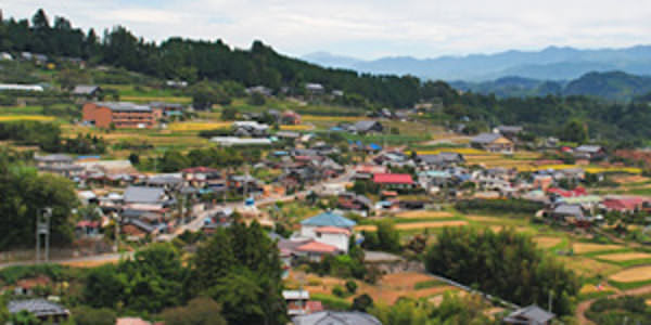 長野県下条村