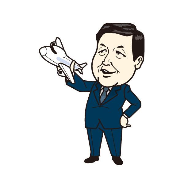 林 幹雄プロフィール