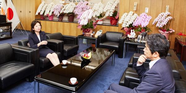 政治家・野田聖子「総理に求められる素養はスペシャリストではなく、ジェネラリスト」首相の条件[1]