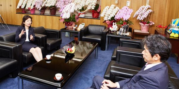 政治家・野田聖子 女性閣僚、そして総務大臣として成すべきこと 首相の条件[2]