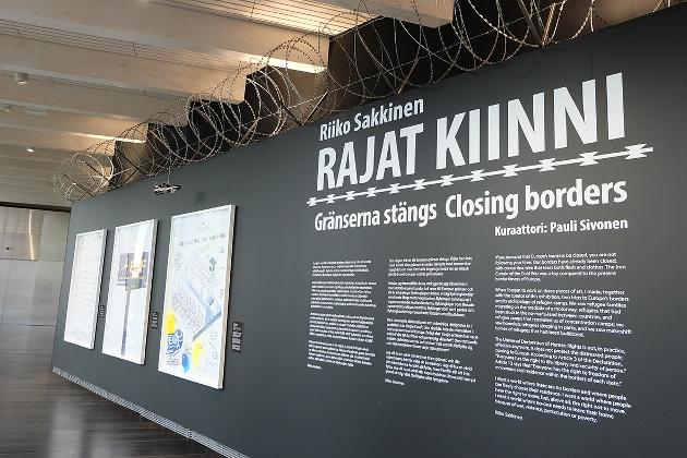 移民・難民問題についてアートや美術館は何を語れるか? フィンランド「クロージング・ボーダーズ」