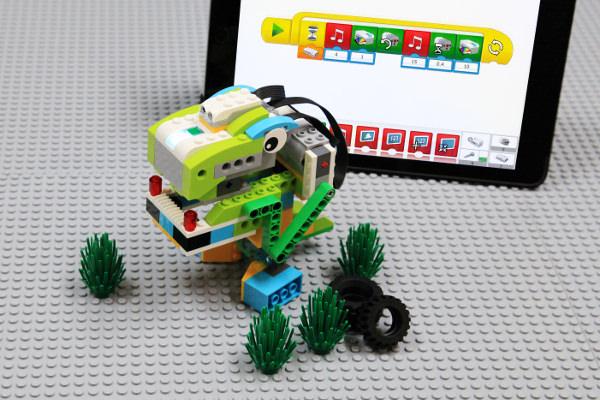 レゴ®ブロック+プログラミング教育で「考えるチカラ」を育む
